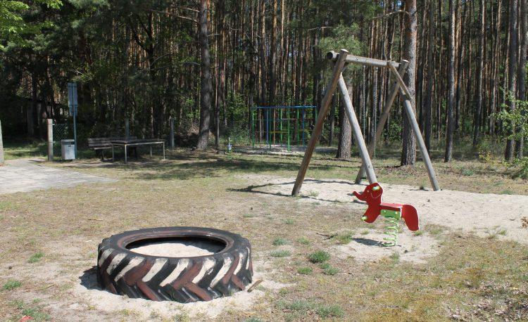 Spielplatz Dorfstraße in Freienbrink