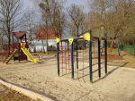 Spielplatz am Sportplatz Hangelsberg