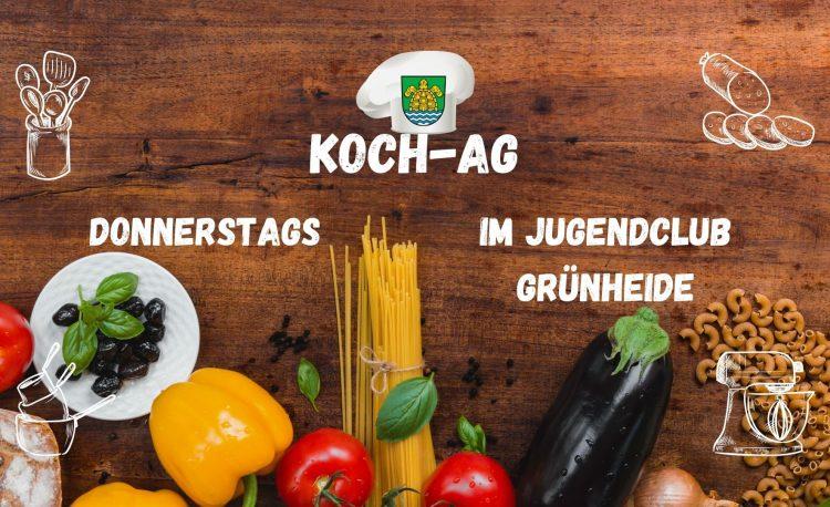 Flyer Koch-AG