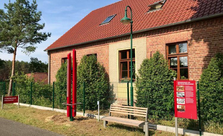 Ansicht Heimatmuseum Mönchwinkel