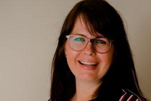 Kinderkoordinatorin Stefanie Siewert