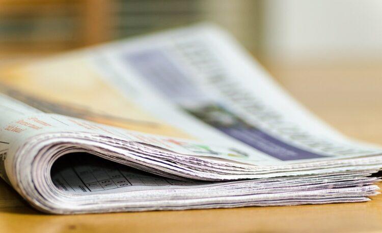 Symbolbild Zeitungsartikel