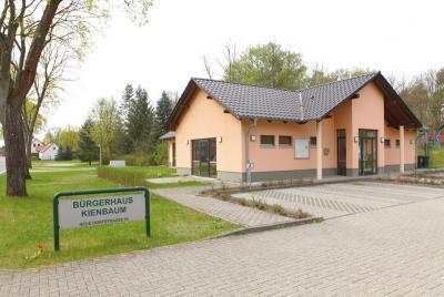 Anscht Bürgerhaus Kienbaum