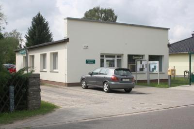Ansicht Bürgerhaus Spreeau