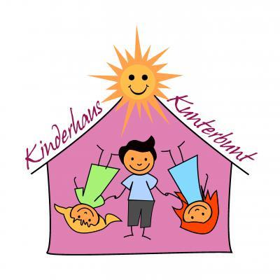 Logo Kinderhaus Kunterbunt