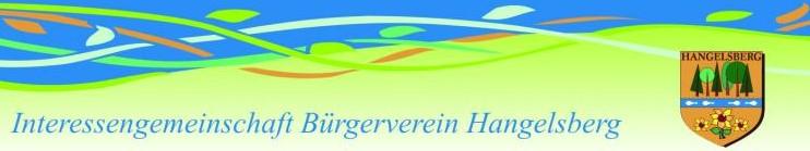 Logo Interessengemeinschaft Bürgerverein Hangelsberg