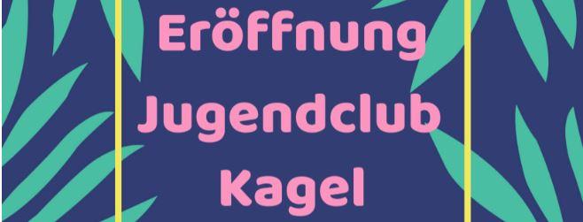 Beitragsbild Eröffnung Jugendclub Kagel