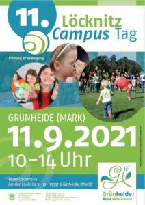 Einladung 11. Löcknitzcampustag